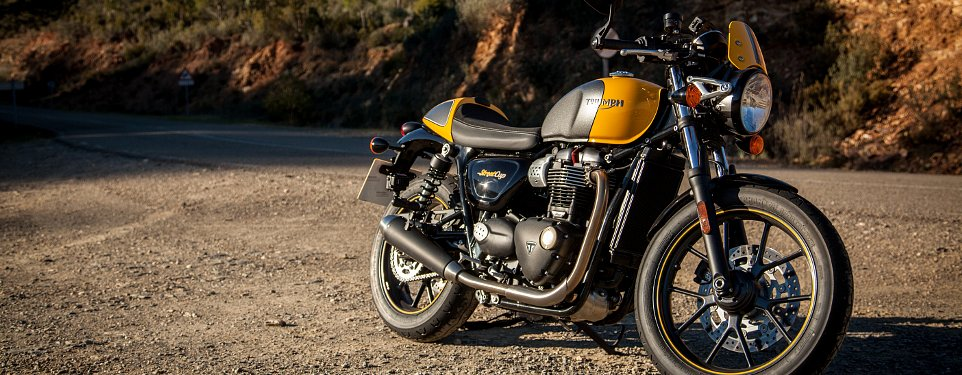 2017 Triumph Street Cup First Ride Review Revzilla. 2017 Triumph Street Cup First Ride Review. Wiring. Classic Triumph Motorcycle Engine Diagram At Scoala.co
