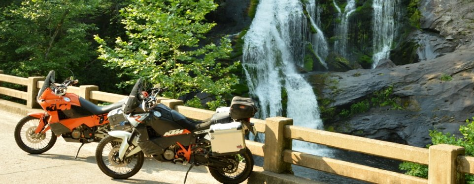 Slaycation: Riding the best of the North Carolina and Tennessee mountains