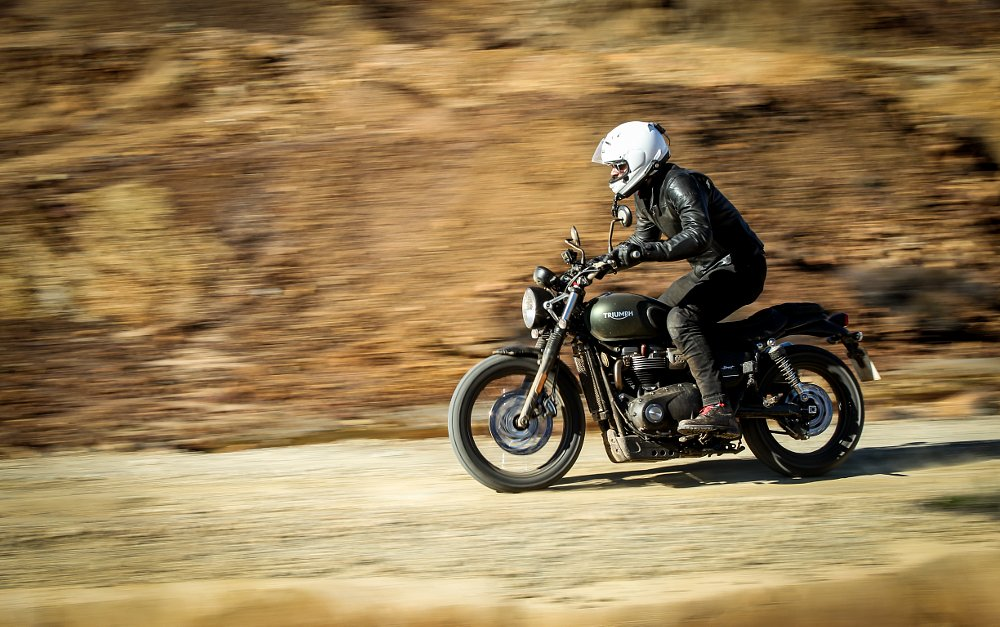 2017 Triumph Scrambler first ride review