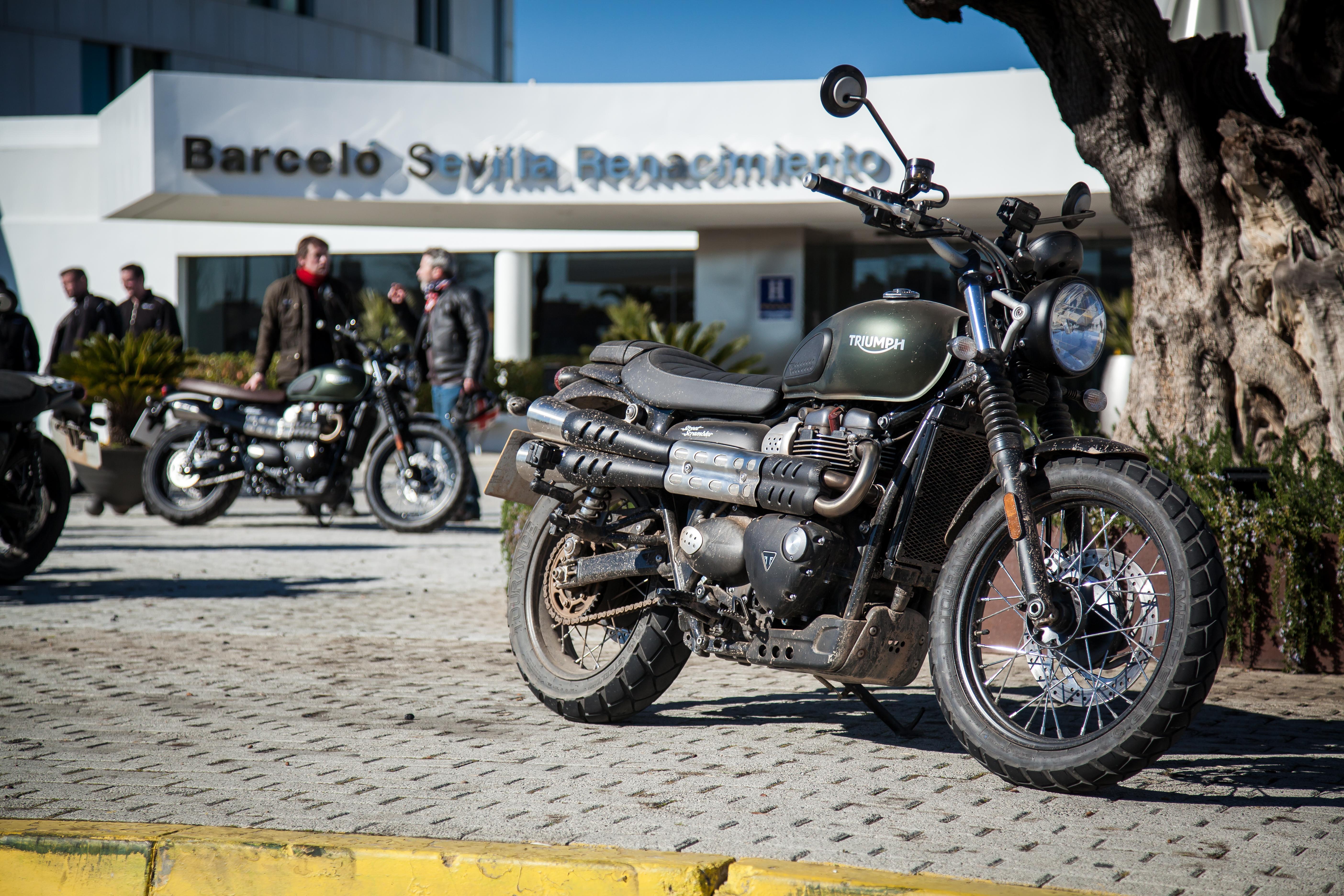 2017 Triumph Scrambler First Ride Review Revzilla