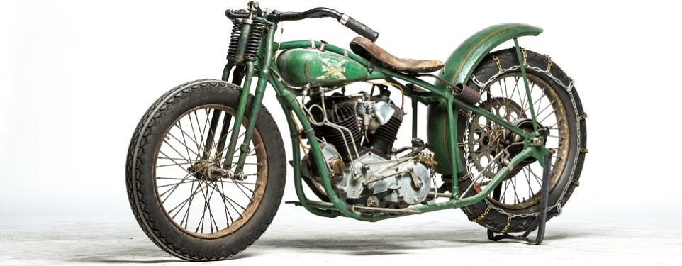 Five rare motorcycles at the 2017 Mecum auction