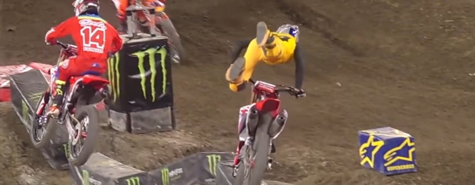 Video: Roczen's Injuries Are Worse Than We Thought