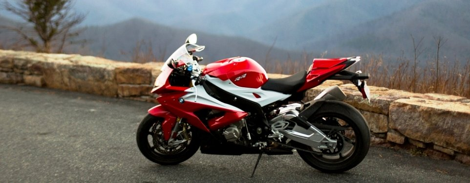 Do you remember your first time? New rider on a BMW S 1000 RR