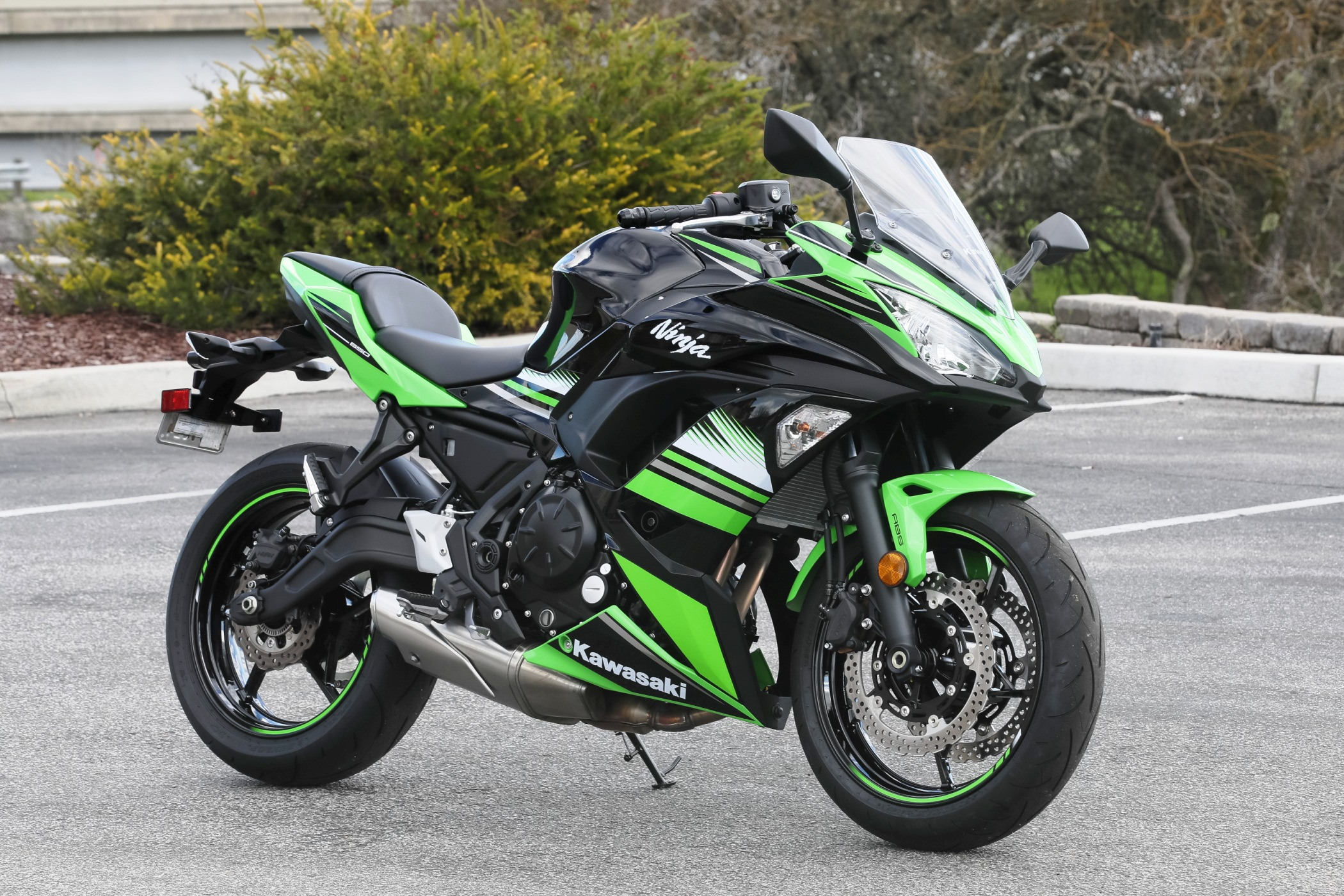 2017 Kawasaki Ninja 650 First Ride Review Revzilla
