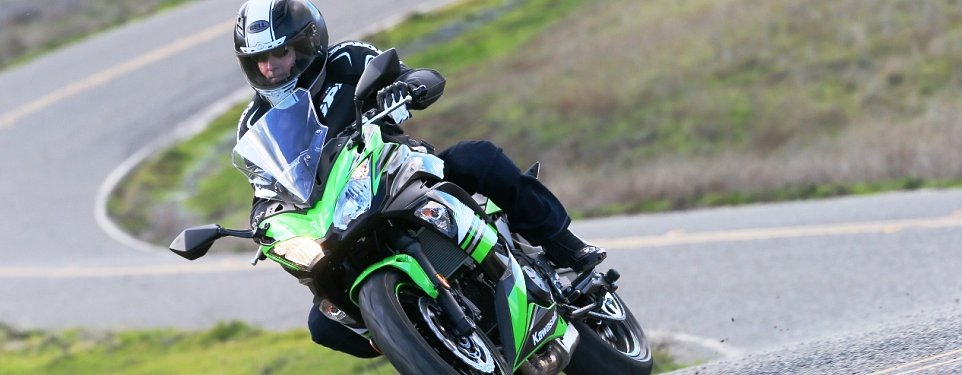 2017 Kawasaki Ninja 650 first ride review