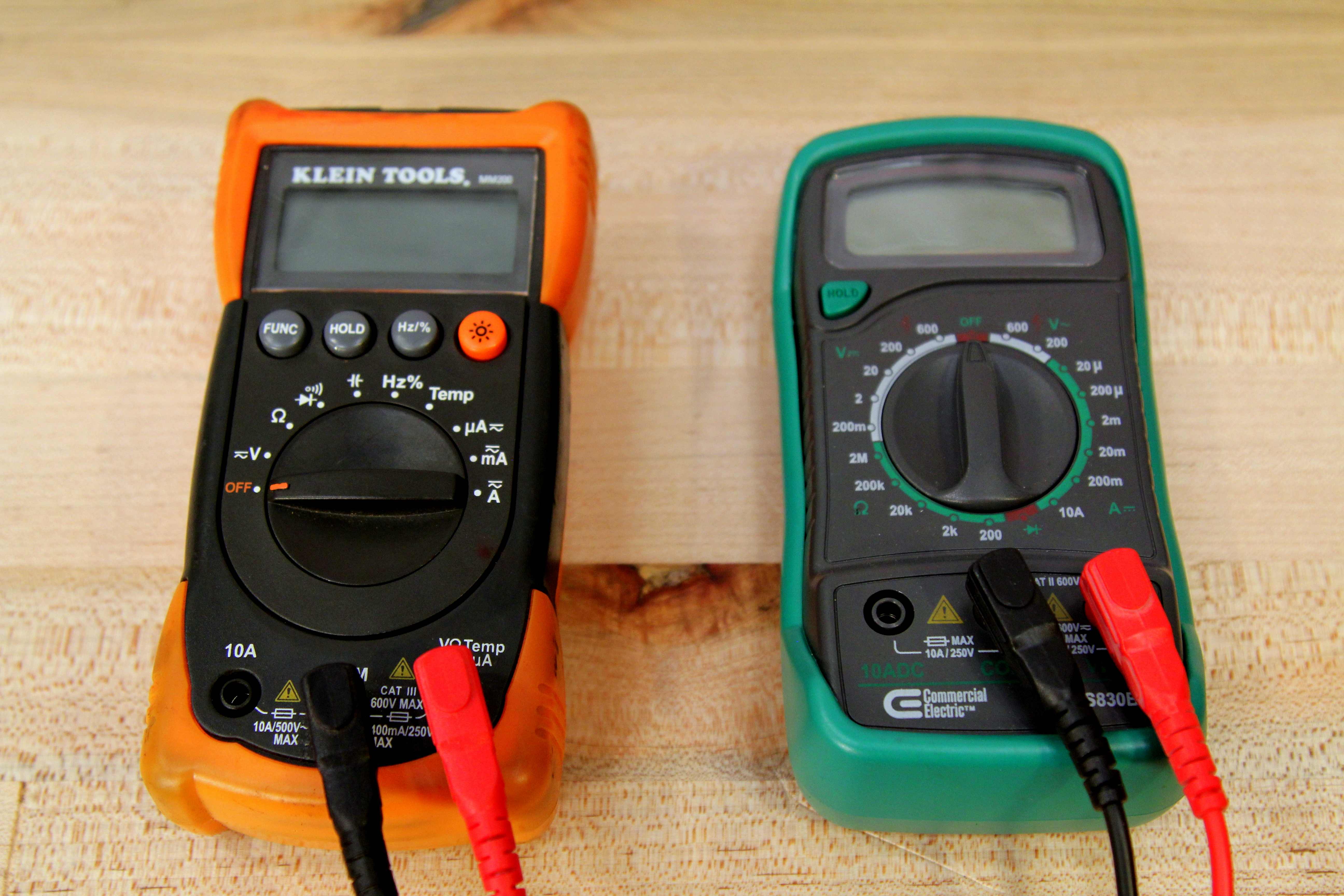 How To Test A Motorcycle Battery Revzilla When The Switch Is Open Voltmeter Reads 60 V And It