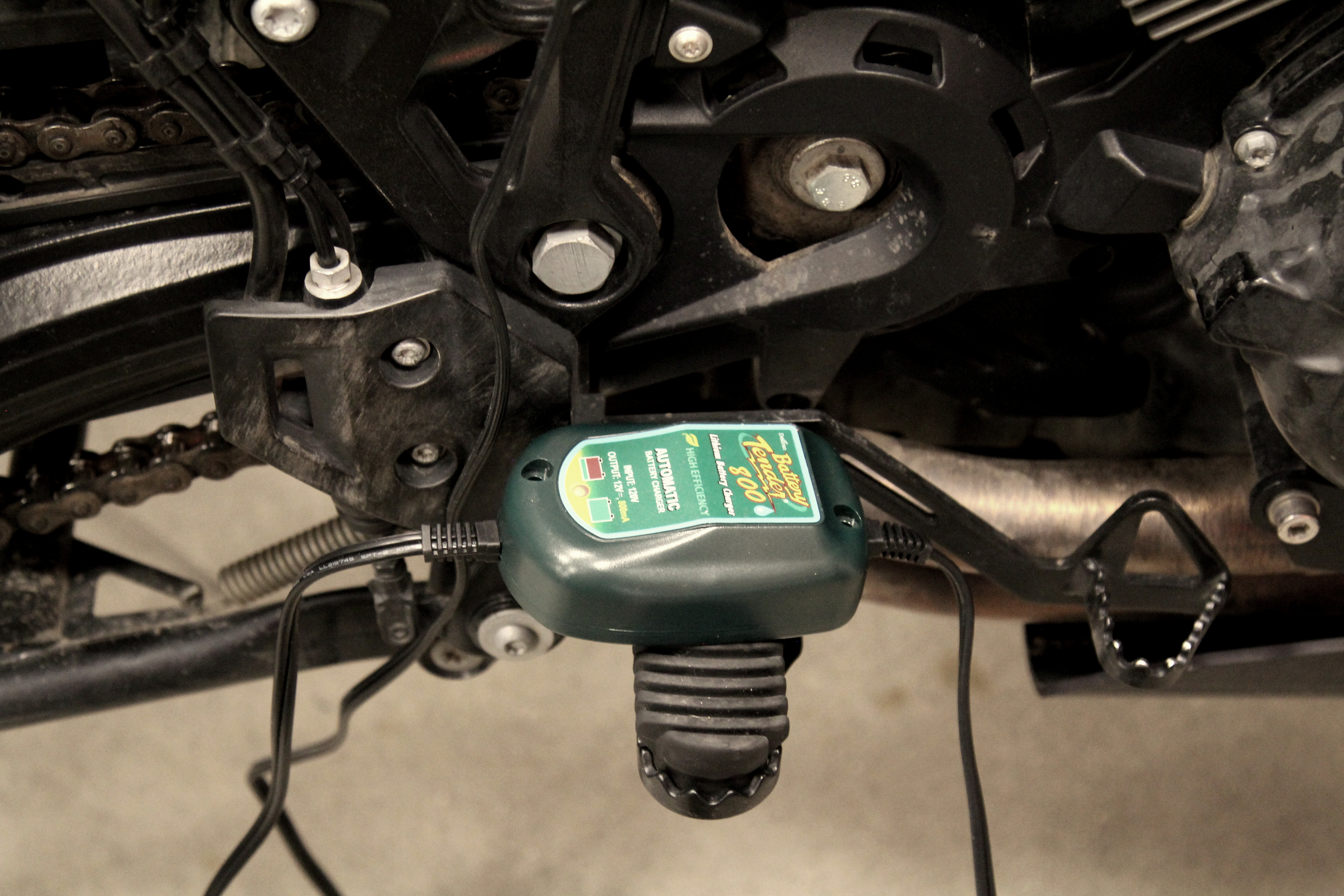 How to charge a motorcycle battery - RevZilla
