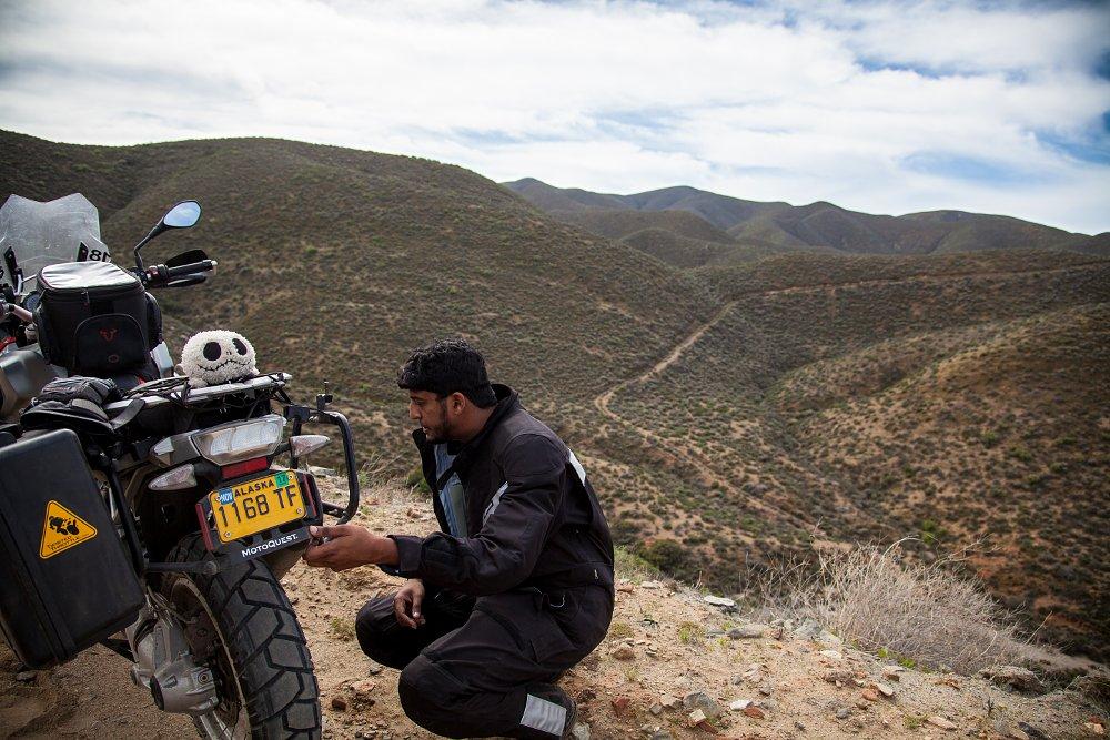 Abhi Eswarappa Zip Ties in Baja