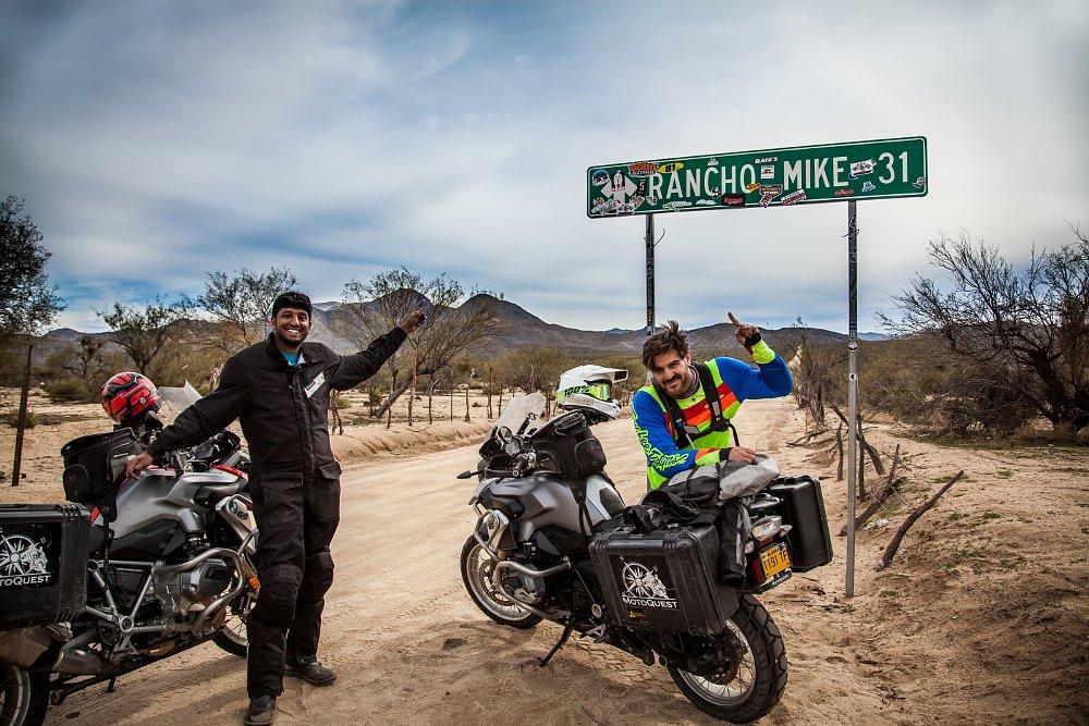 Mike's Sky Ranch in Baja Spurgeon Dunbar and Abhi Eswarappa