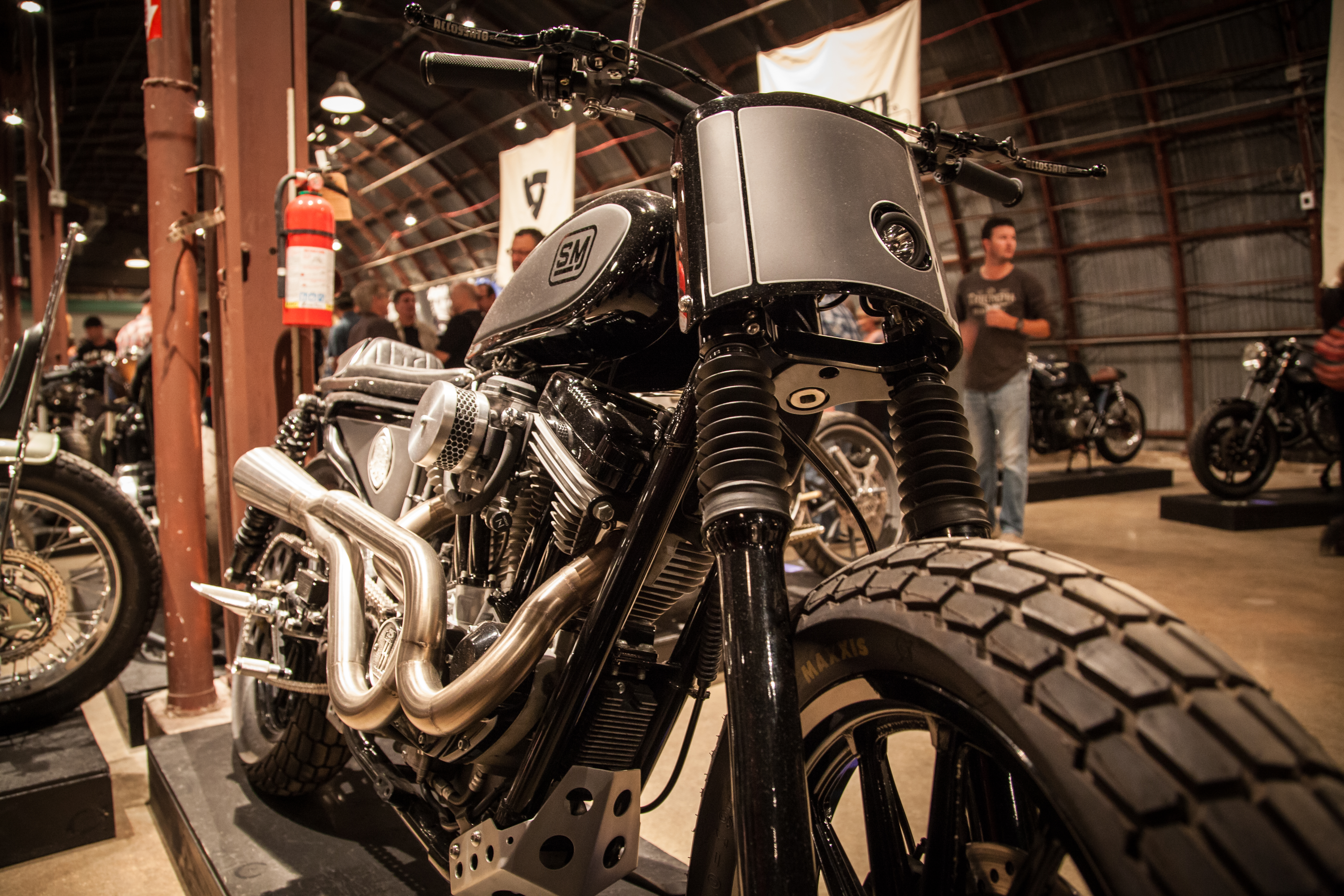 Is a factory street tracker even possible? - RevZilla
