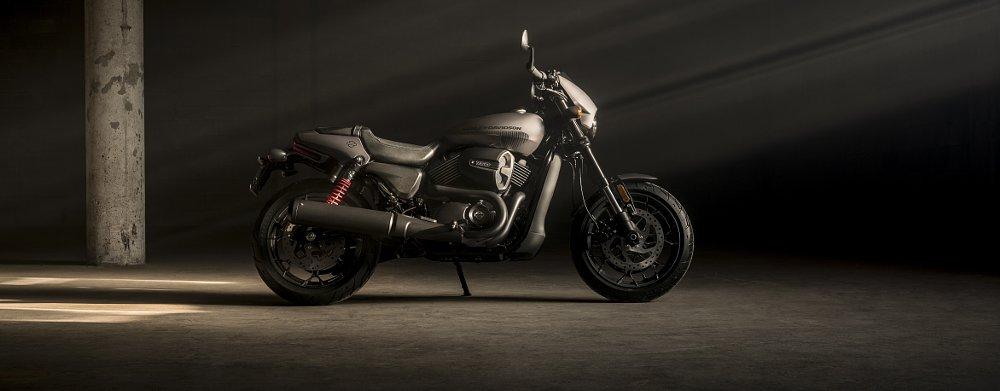 Harley-Davidson Street Rod first look
