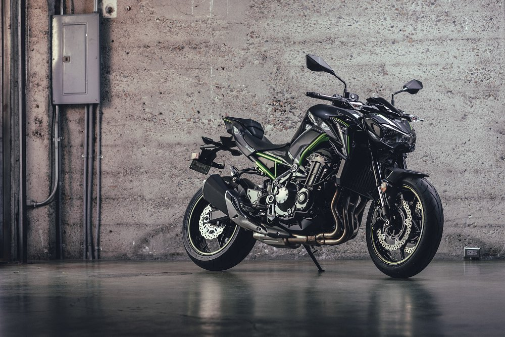 Designing Kawasaki's new Z900: A conversation with Seiji Hagio