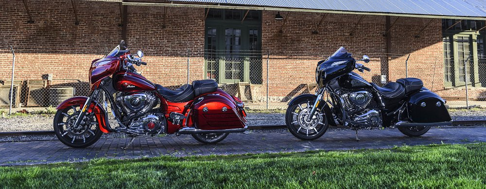2017 Indian Chieftain Elite and Limited first ride review