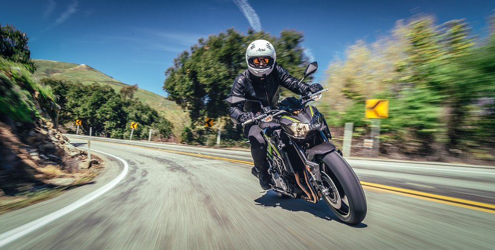 2017 Kawasaki Z900 first ride review