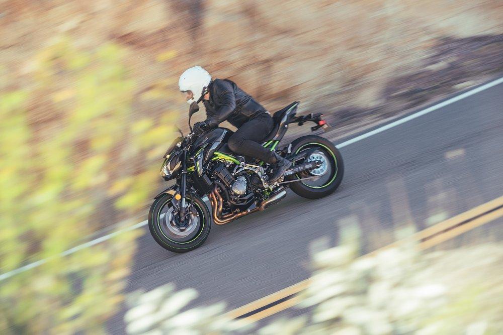 2017 Kawasaki First Ride Review Spurgeon Dunbar