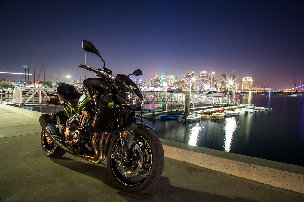 2017 Kawasaki Z900 First Ride Review