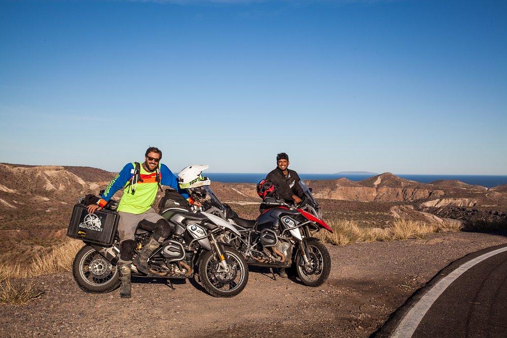 Adventures in Baja Mexico Spurgeon Dunbar and Abhi Eswarappa