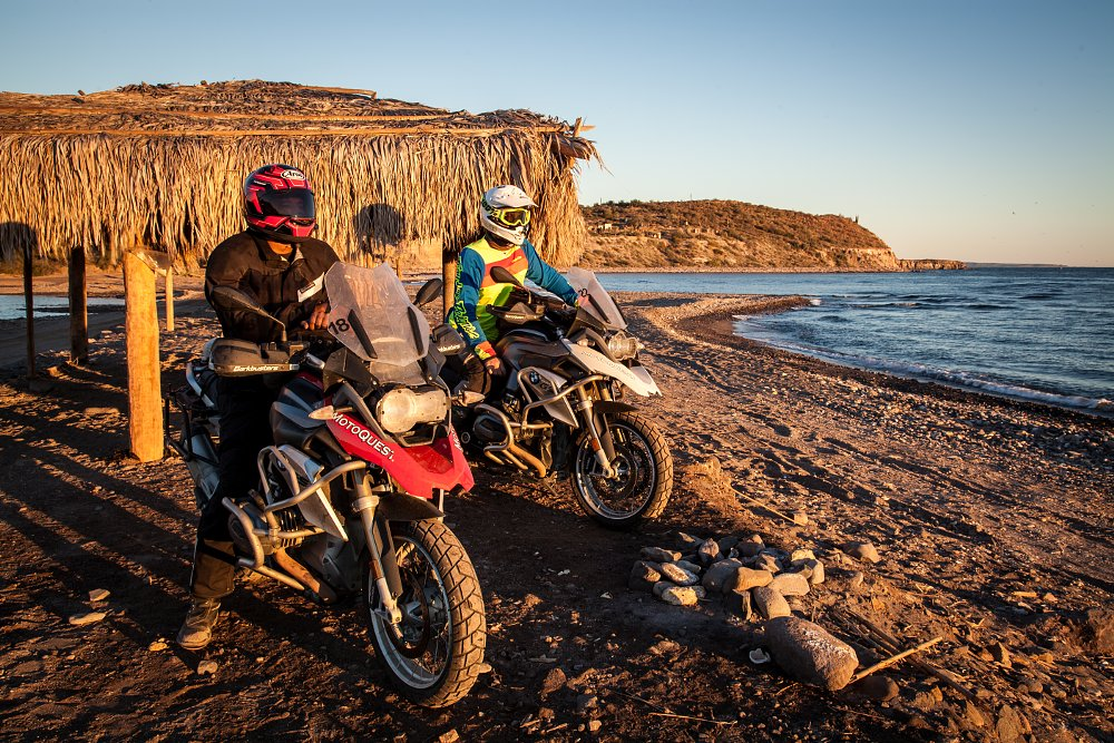 Adventures in Baja California Spurgeon Dunbar and Abhi Eswarappa