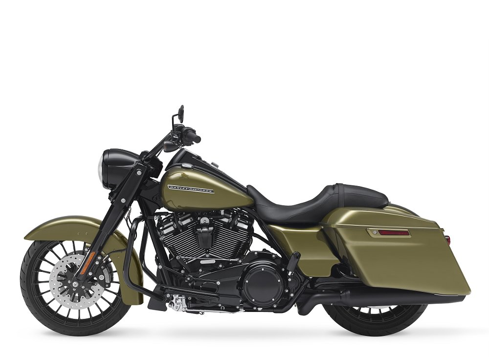 First Harley Davidson: Harley-Davidson Road King Special First Ride Review