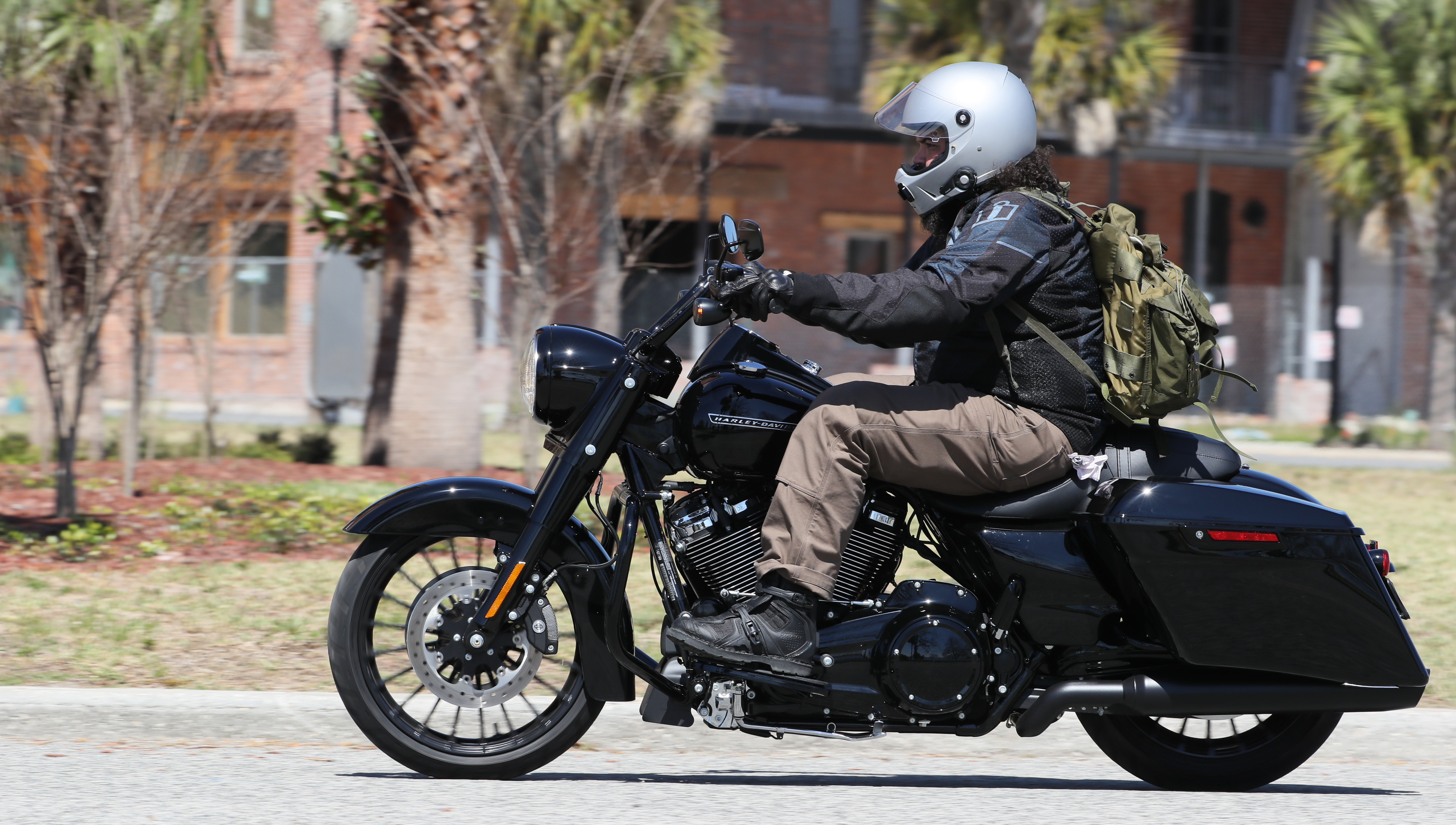 Harley-Davidson Road King Special first ride review - RevZilla