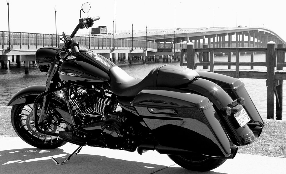 Harley Davidson Road King Special First Ride Review Revzilla
