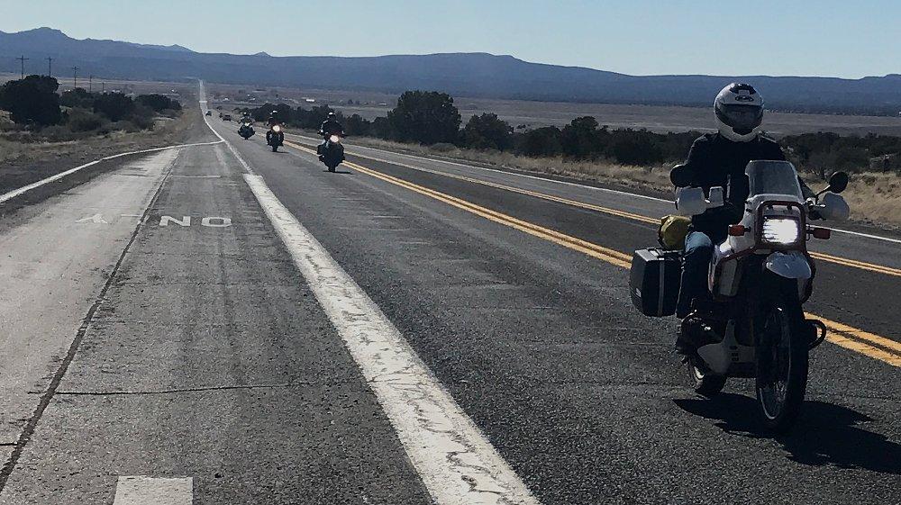 riding in Arizona