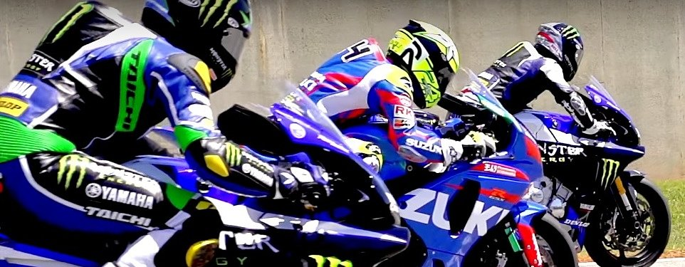 Video: MotoAmerica testing sets the stage