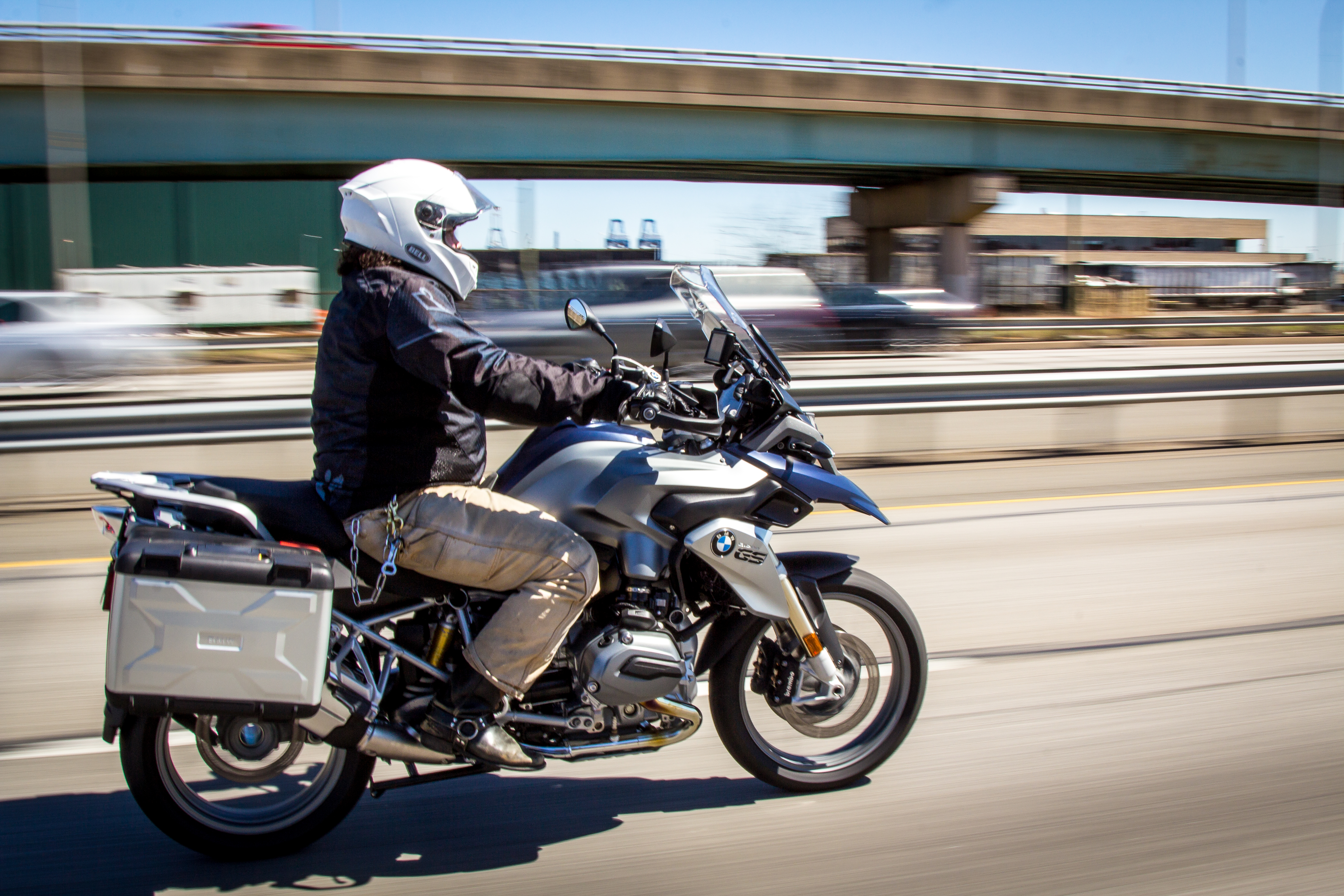 An ode to (not a review of) the BMW R 1200 GS - RevZilla
