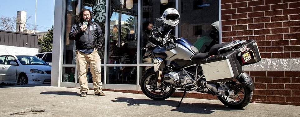 An ode to (not a review of) the BMW R 1200 GS