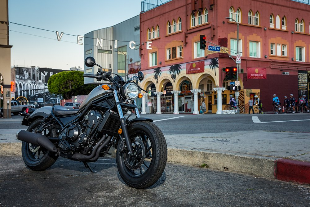 Honda Rebel First Ride Review