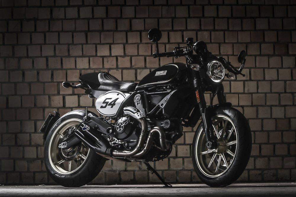 Ducati Scrambler Cafe Racer First Ride Review