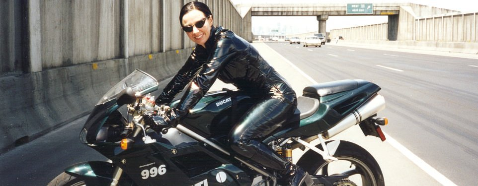 Debbie Evans' journey from kid racer to Fast & Furious stunt rider