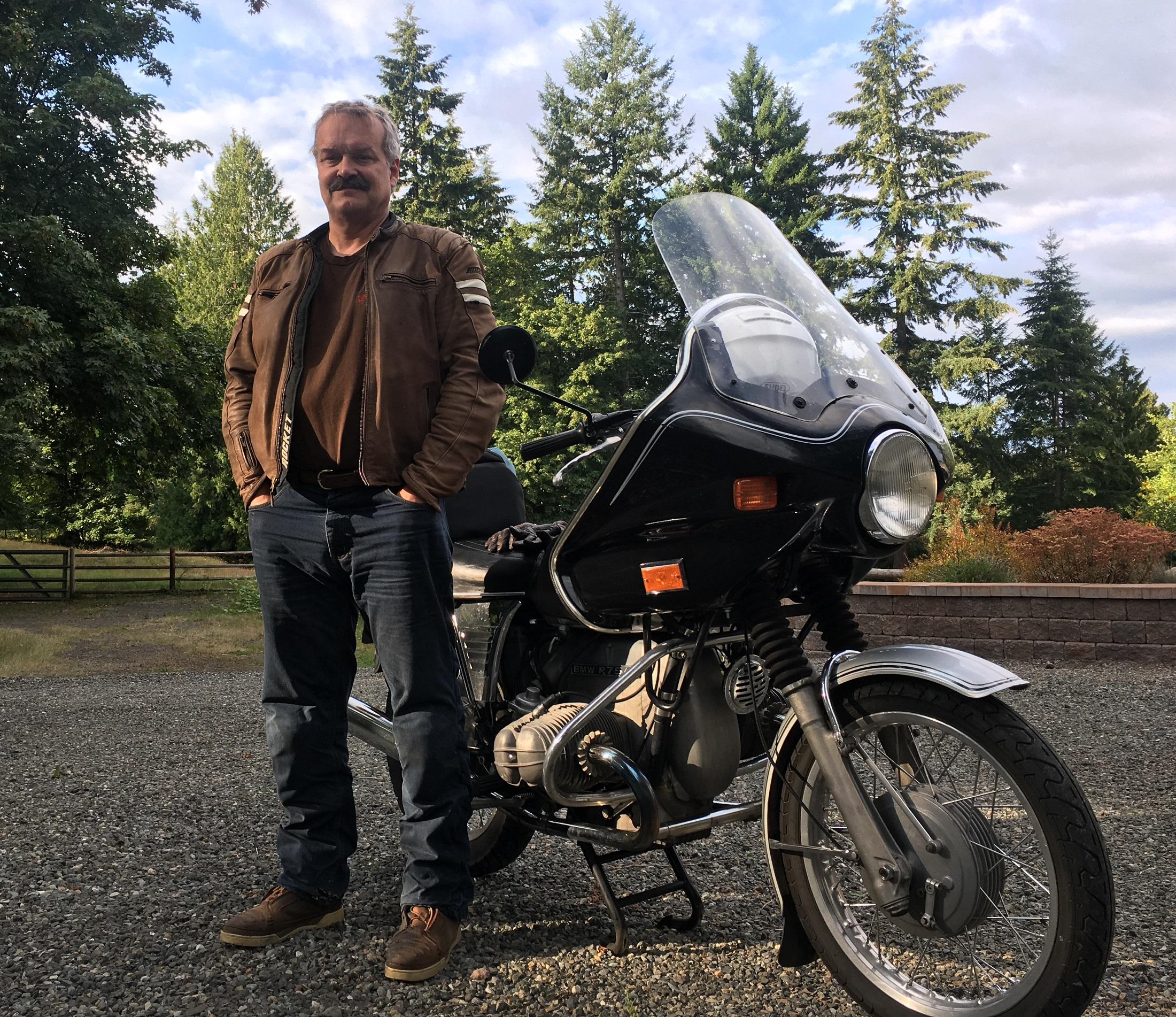 Vintage fly and ride: 1,300 miles on a 43-year-old bike
