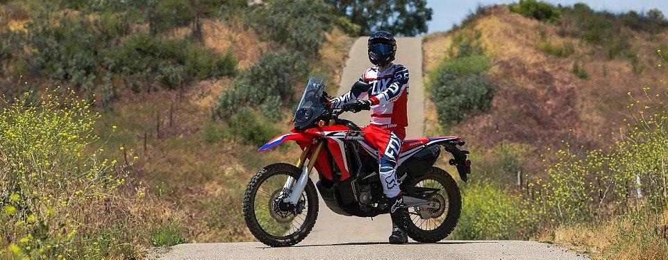 2019 Honda Crf450l First Ride Review Revzilla