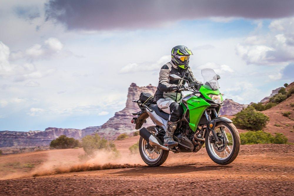 Kawasaki Versys-X 300 Off-Road Spurgeon Dunbar