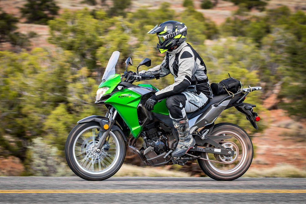 kawasaki versys x 300 first ride review revzilla. Black Bedroom Furniture Sets. Home Design Ideas