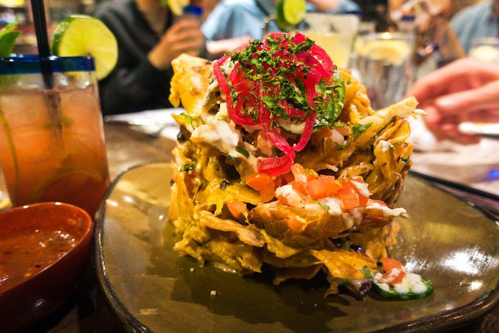 trashcan nachos
