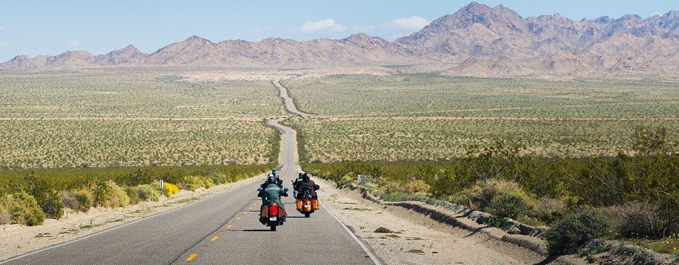 Buying time: Paying up for the convenience of a guided motorcycle tour