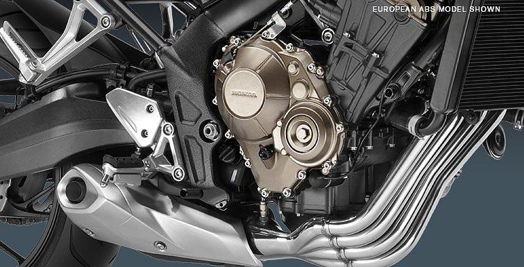 CB650F Exhaust Headers