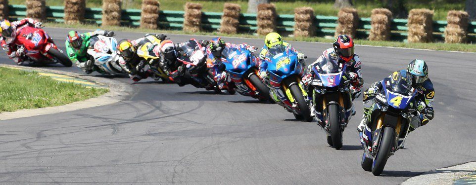 MotoAmerica Superbike: If you can't win, lose well