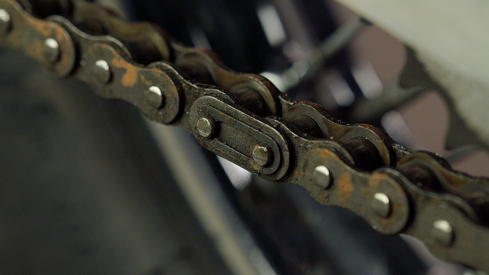 Motorcycle Chain Master Link