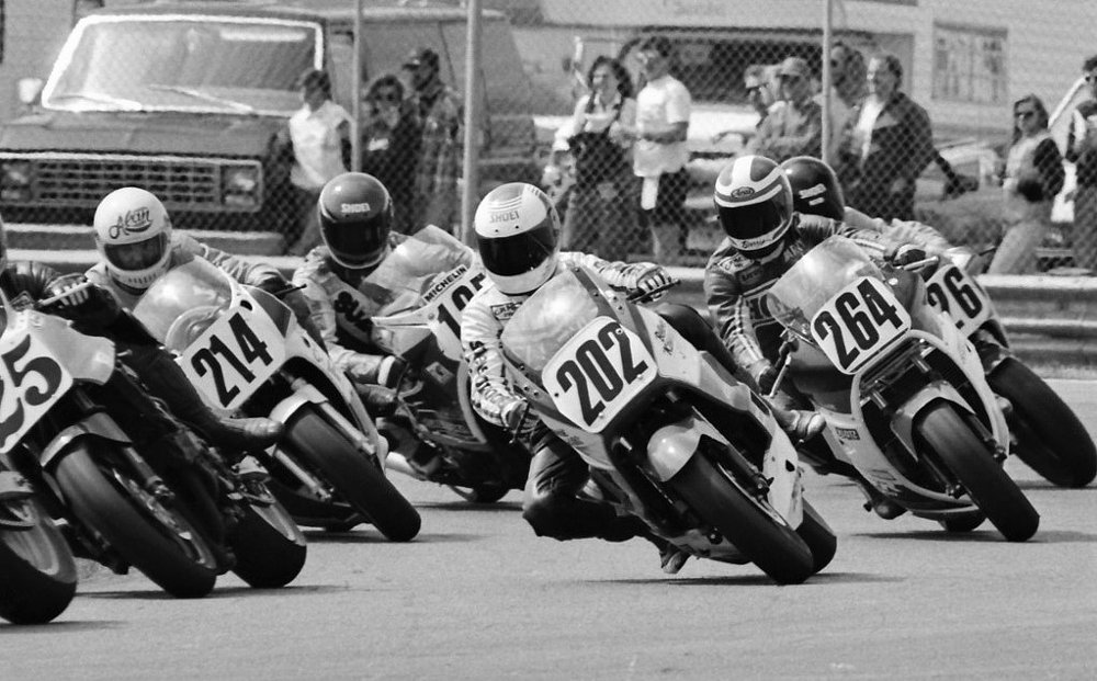 1987 Daytona 200 qualifier