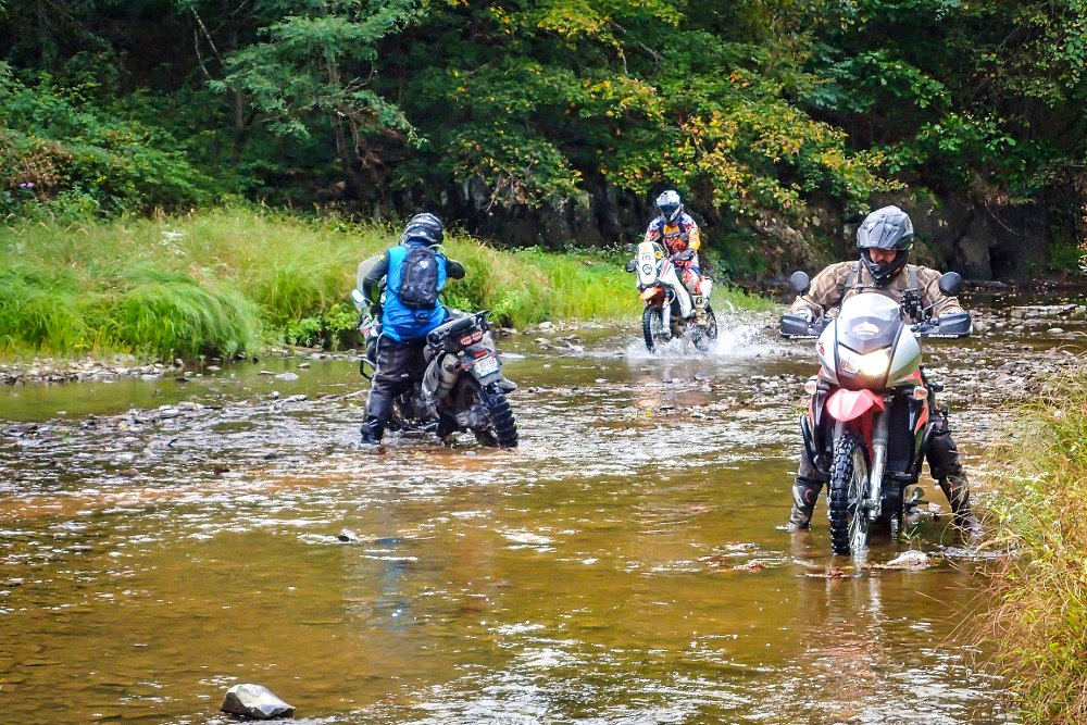 So you want to ride off-road, but you don't know where to begin