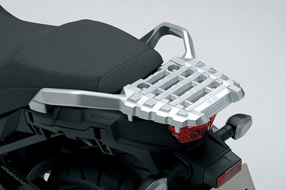 V-Strom rear rack