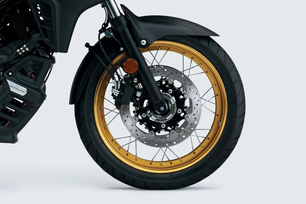 V-Strom 650 XT wheels