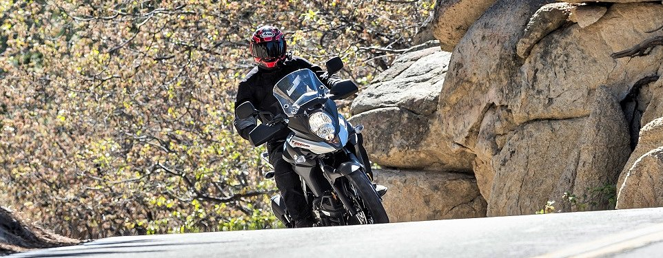 Suzuki V-Strom 650 and V-Strom 1000 first ride review