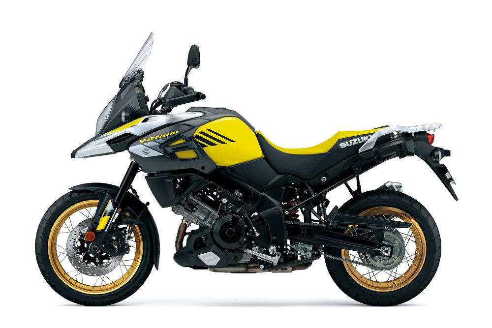 2018 Suzuki DL1000 V-Strom