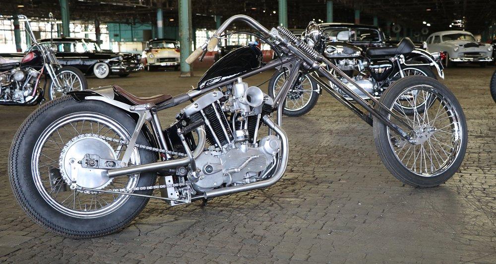 custom Ironhead