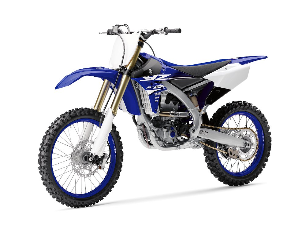 2018 yamaha yz450f first look next step in mx tech revzilla for Yamaha yz 450f