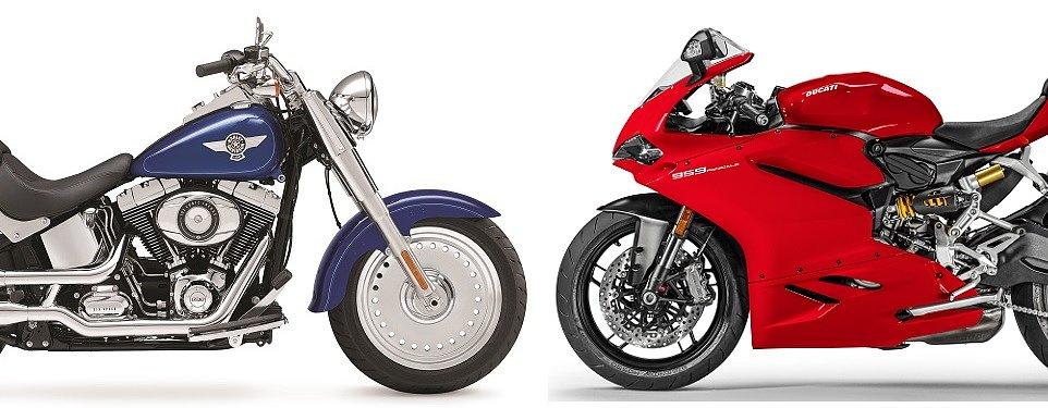 The rumors just get stranger: Harley-Davidson to buy Ducati?